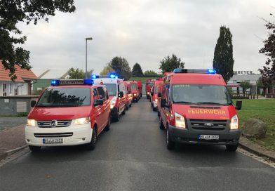 2019-10-05 Zwei Tage Übung Einbeck / Bad Gandersheim