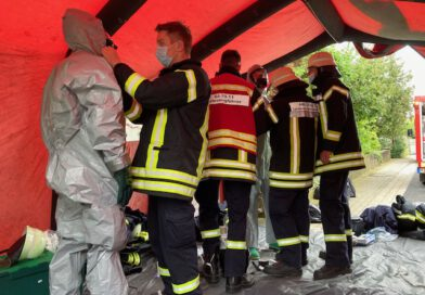 2020-07-09 Gefahrstoffeinsatz Ottbergen